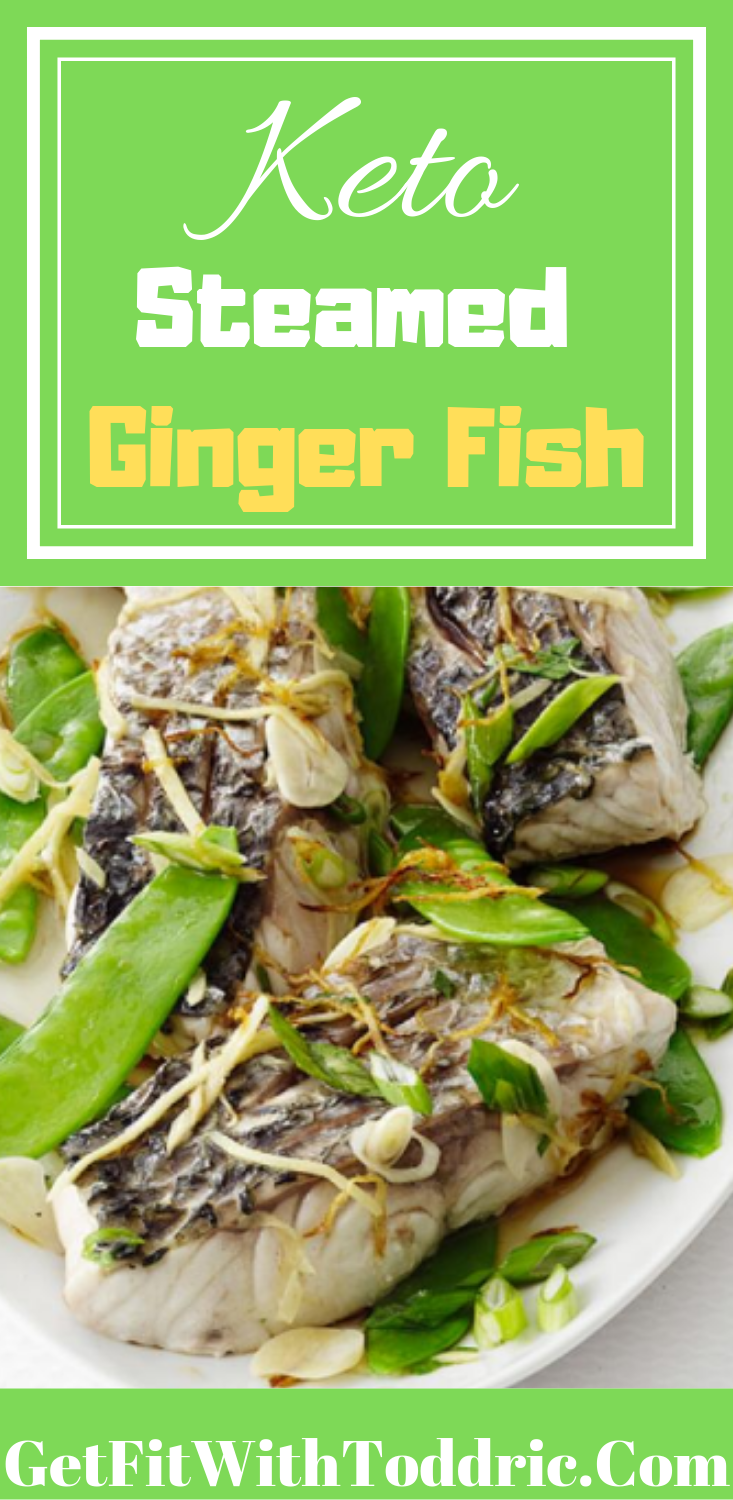 Keto Steamed Ginger Fish (2)