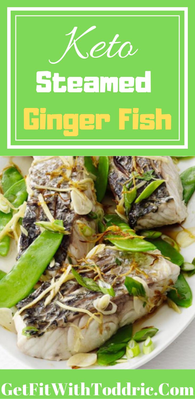 Keto Steamed Ginger Fish (2)