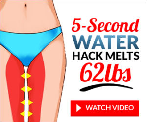 5 Second Water Hack